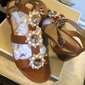 MICHAEL Michael Kors Women's Miley Dress Sandals